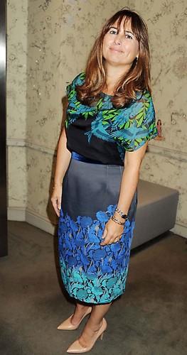 Colin Firths wife Livia