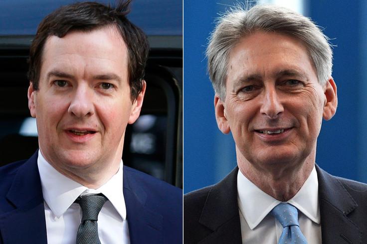 George Osborne, Philip Hammond