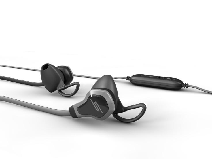 SMS Biosport water-resistant smart in-ear headphones