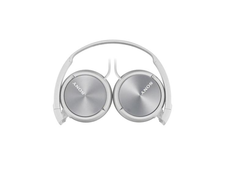 Sony ZX310 on-ear headphones (white)
