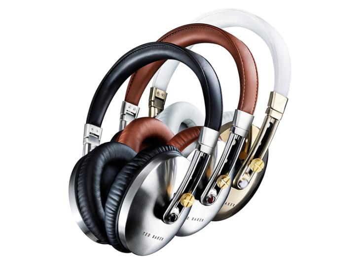 Ted Baker London Rockall over-ear headphones