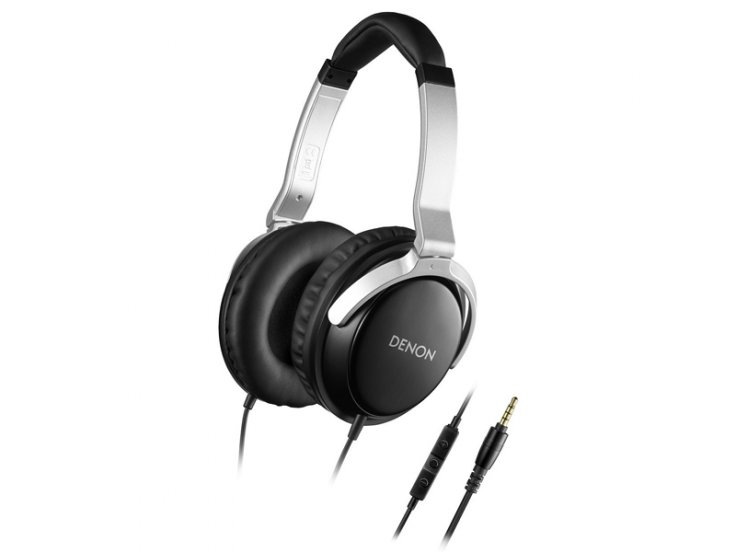 Denon AH-D5510R Mobile Elite over-ear headphones with in-line mic