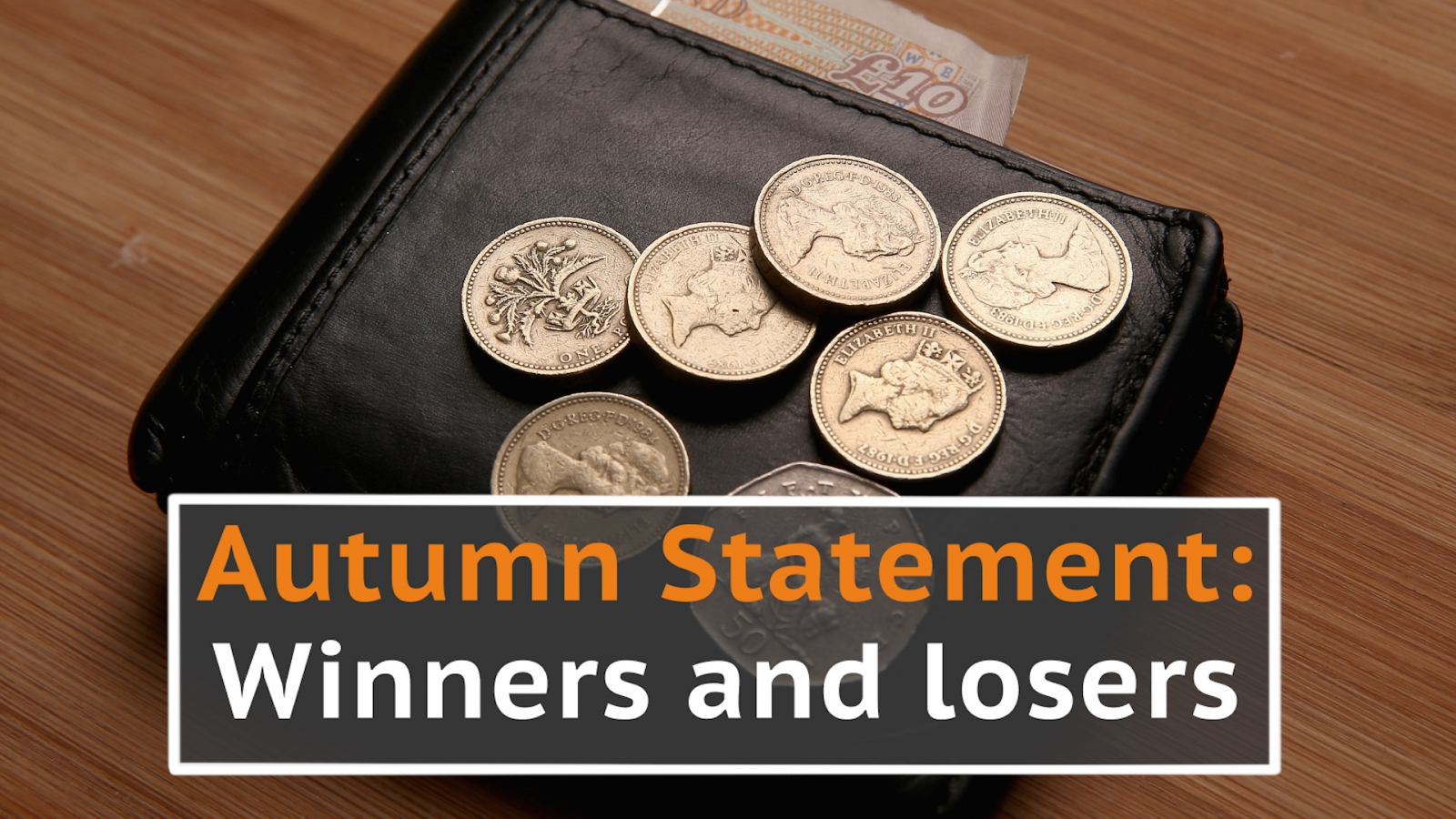 Autumn Statement: Winners and losers