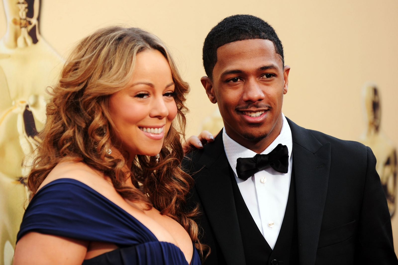 Mariah Carey wishes Nick Cannon to be 'happy' after his ...