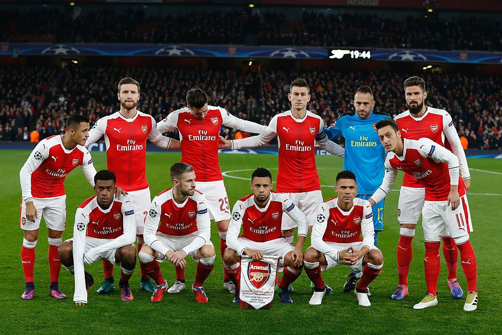 Wenger not panicking about potential second-placed finish in Champions League