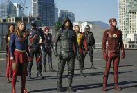 Heroes v Aliens: DC superhero crossover event