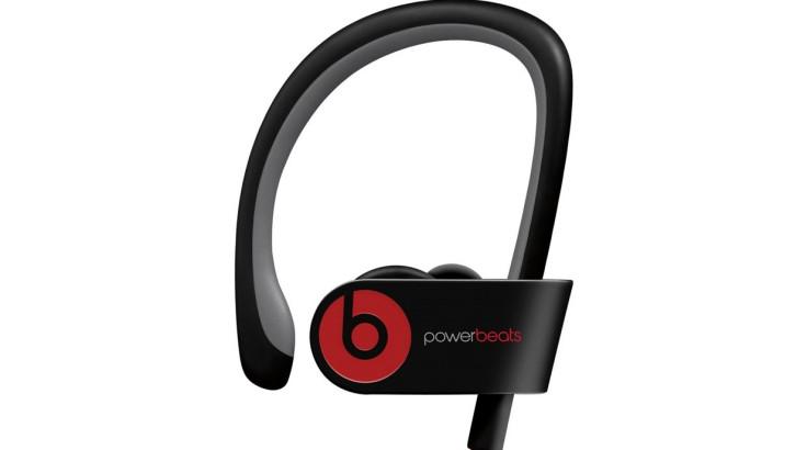 Beats by Dre PowerBeats 2 Wireless Sports Headphones - Black