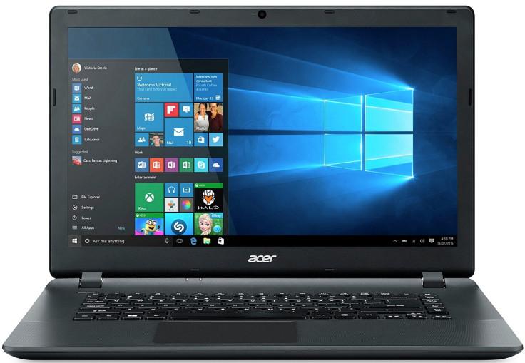 Acer Aspire ES 15.6 Inch AMD E1 4GB 1TB Laptop