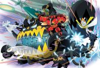 Pokemon Sun Moon Ultra Beasts