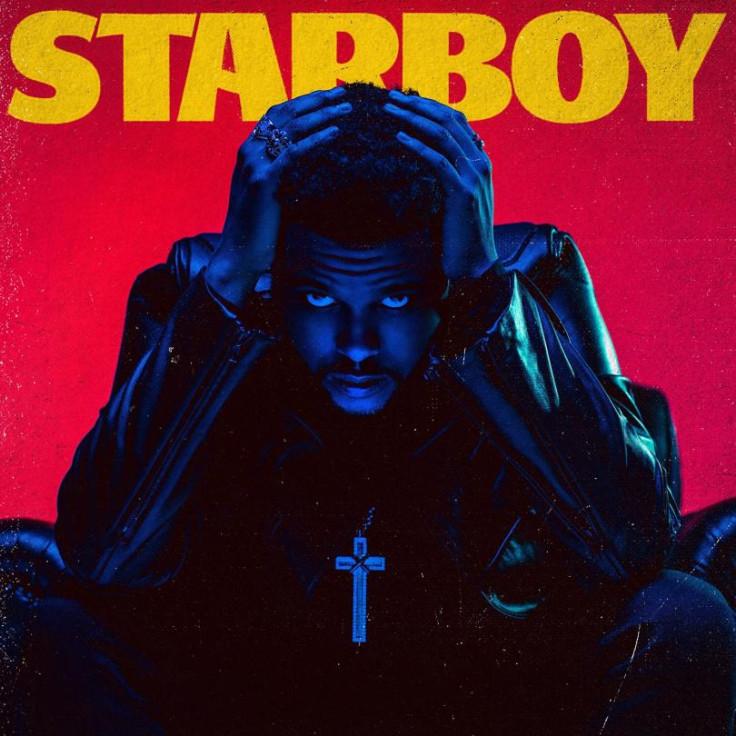 The Weeknd Starboy album