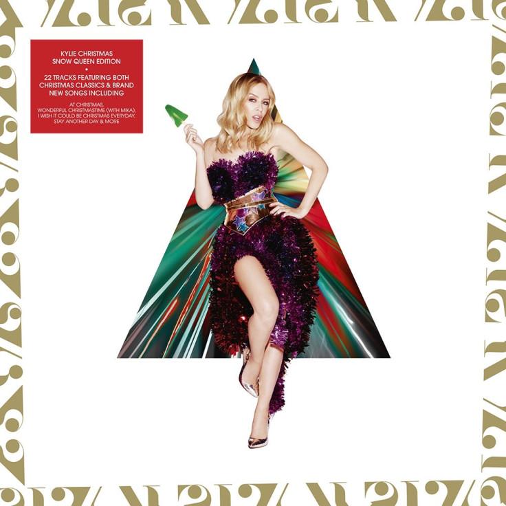 Kylie Minogue Christmas album