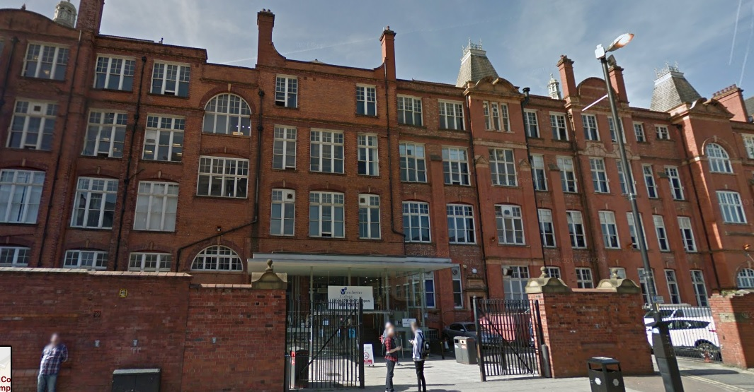 Manchester: 2 students seriously hurt after being stabbed outside college