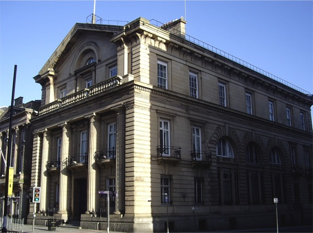 Bank of England Liverpool