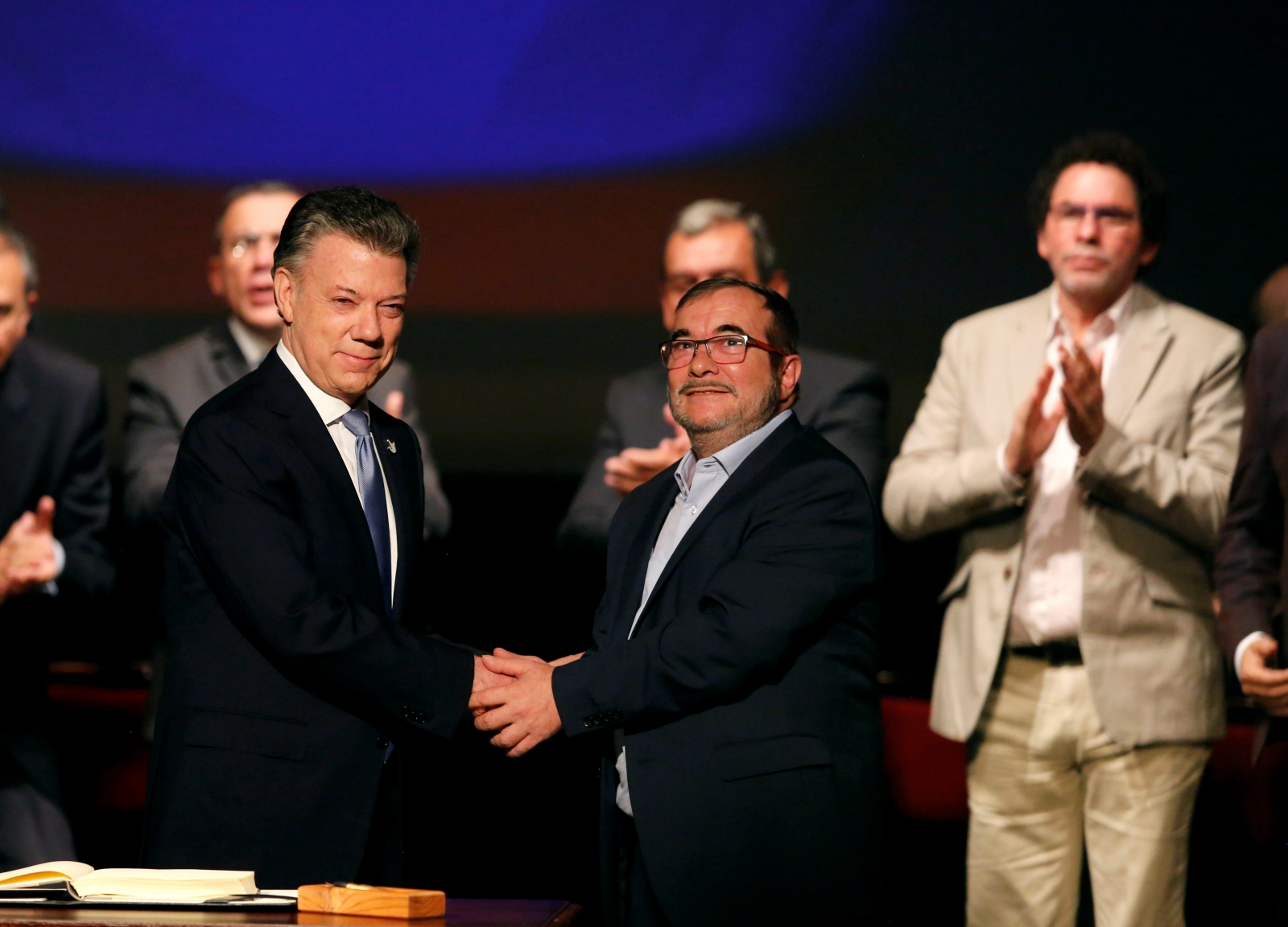 Colombia-Farc deal
