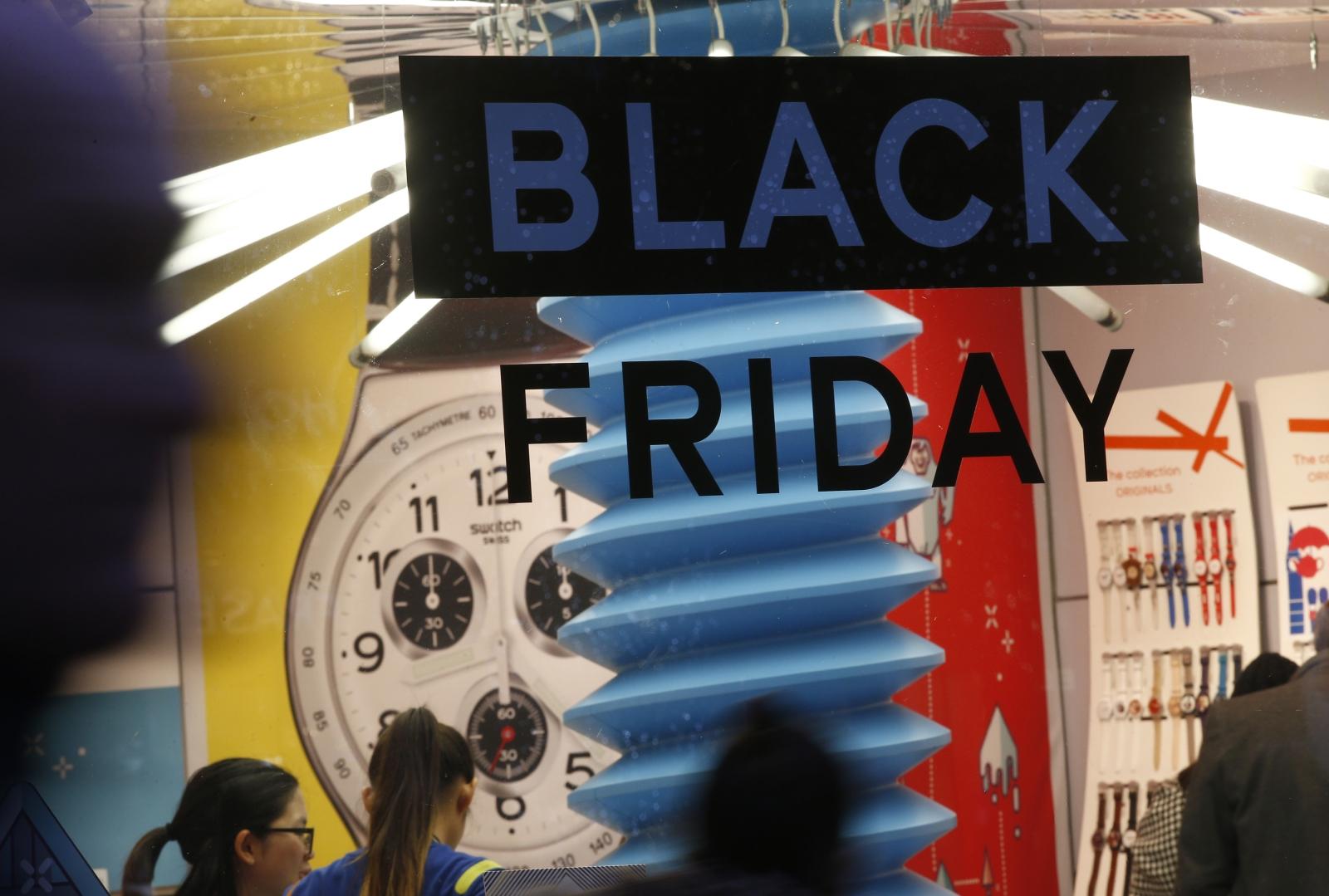 Black Friday 2016 in UK