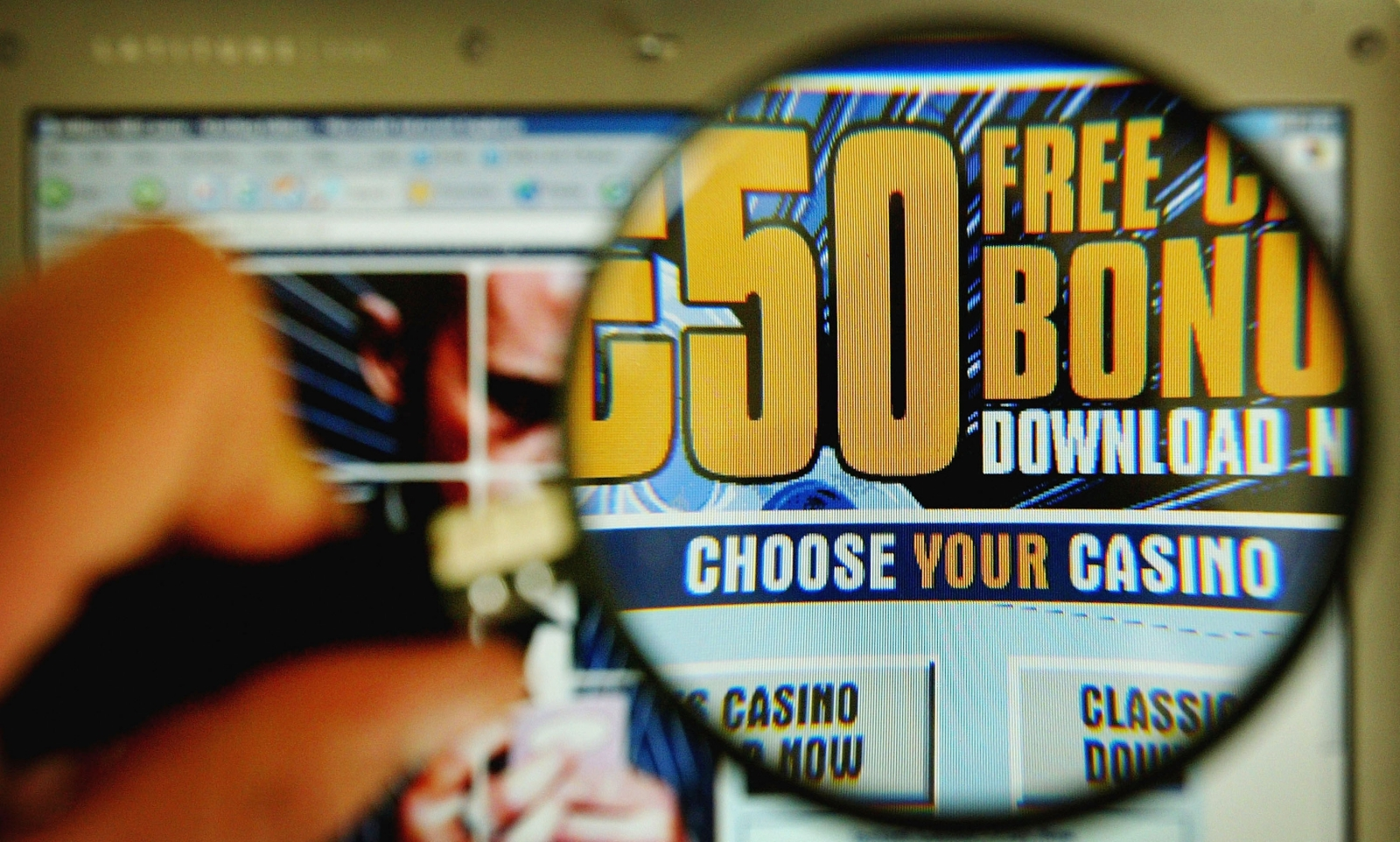 online casino usa illegal