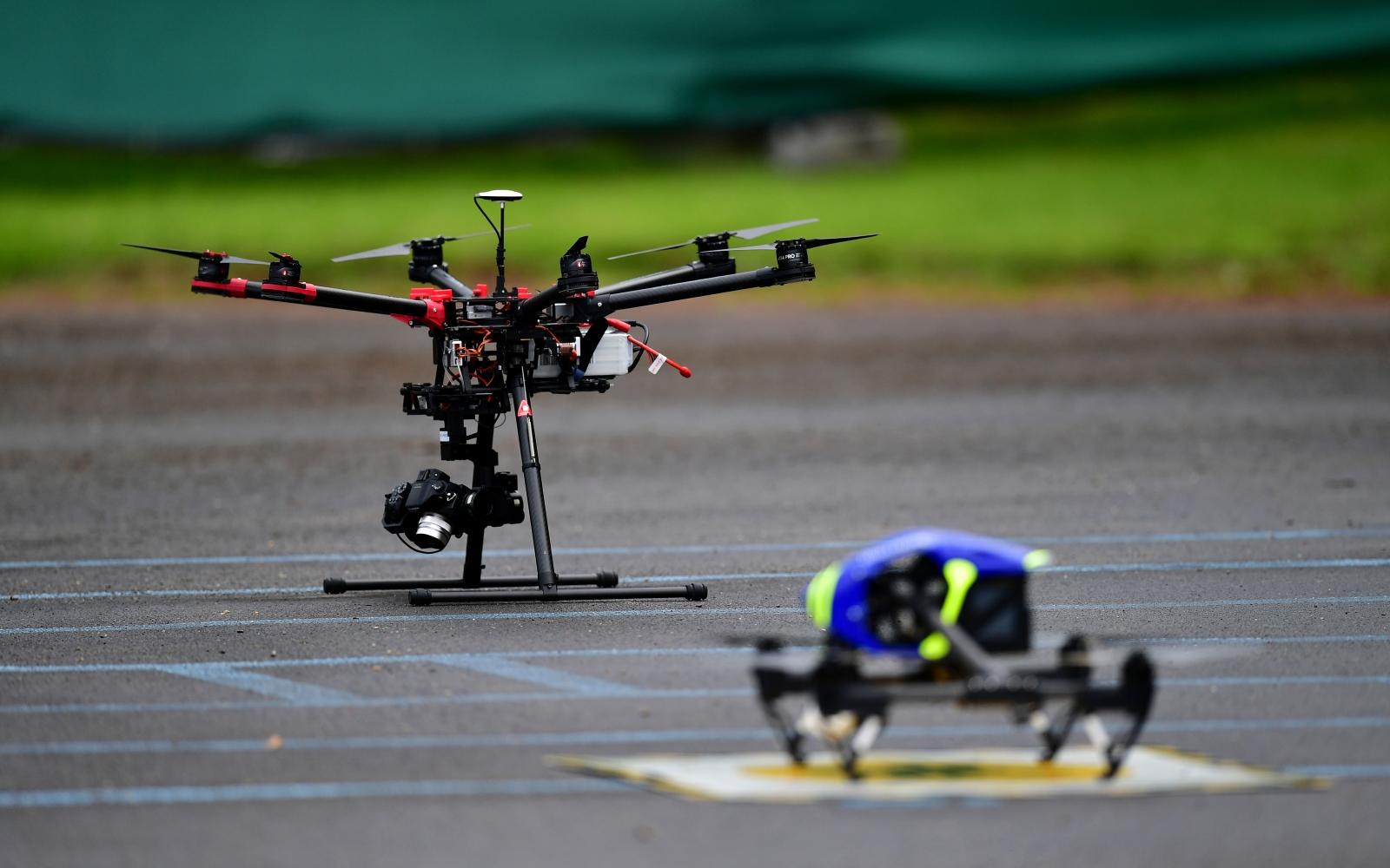 CAA's new DroneSafe.uk website