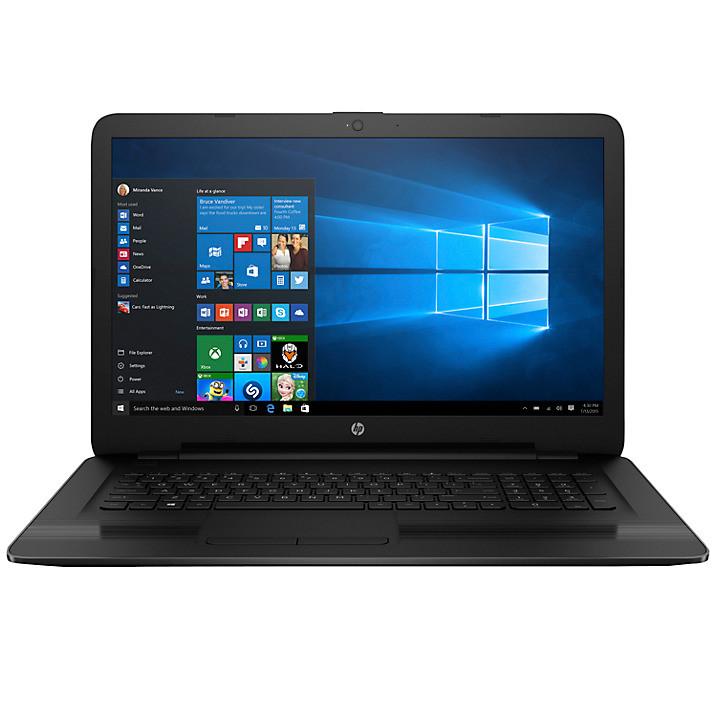 HP 17-X032NA 17.3in Windows 10 laptop