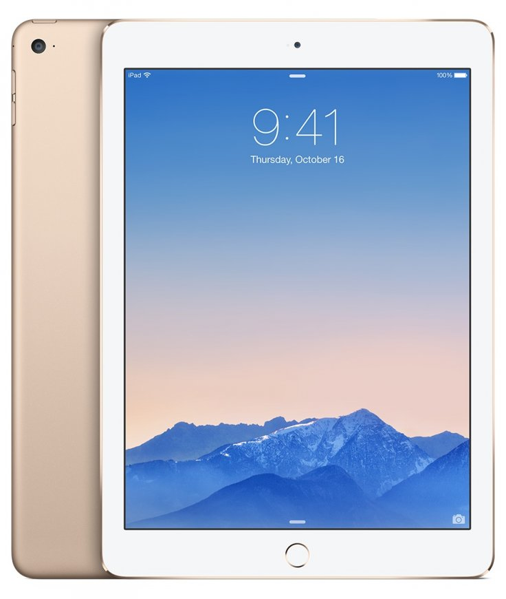 Apple iPad Air 2 Gold 16GB