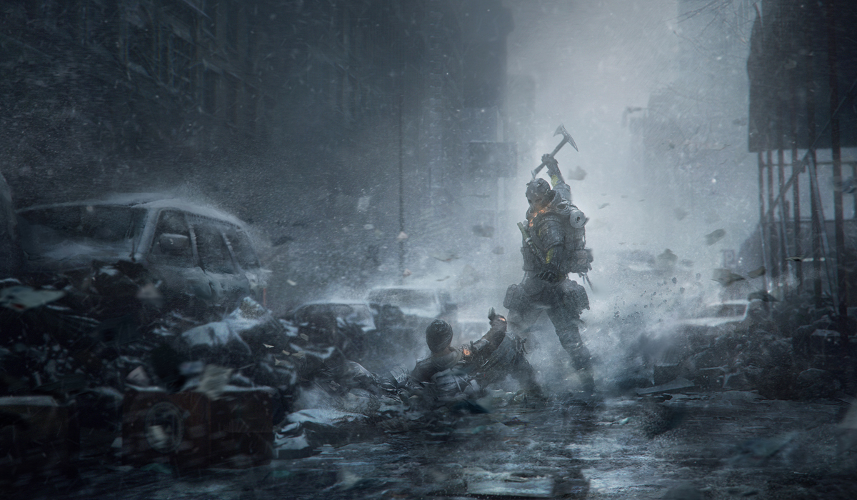 The Division Survival