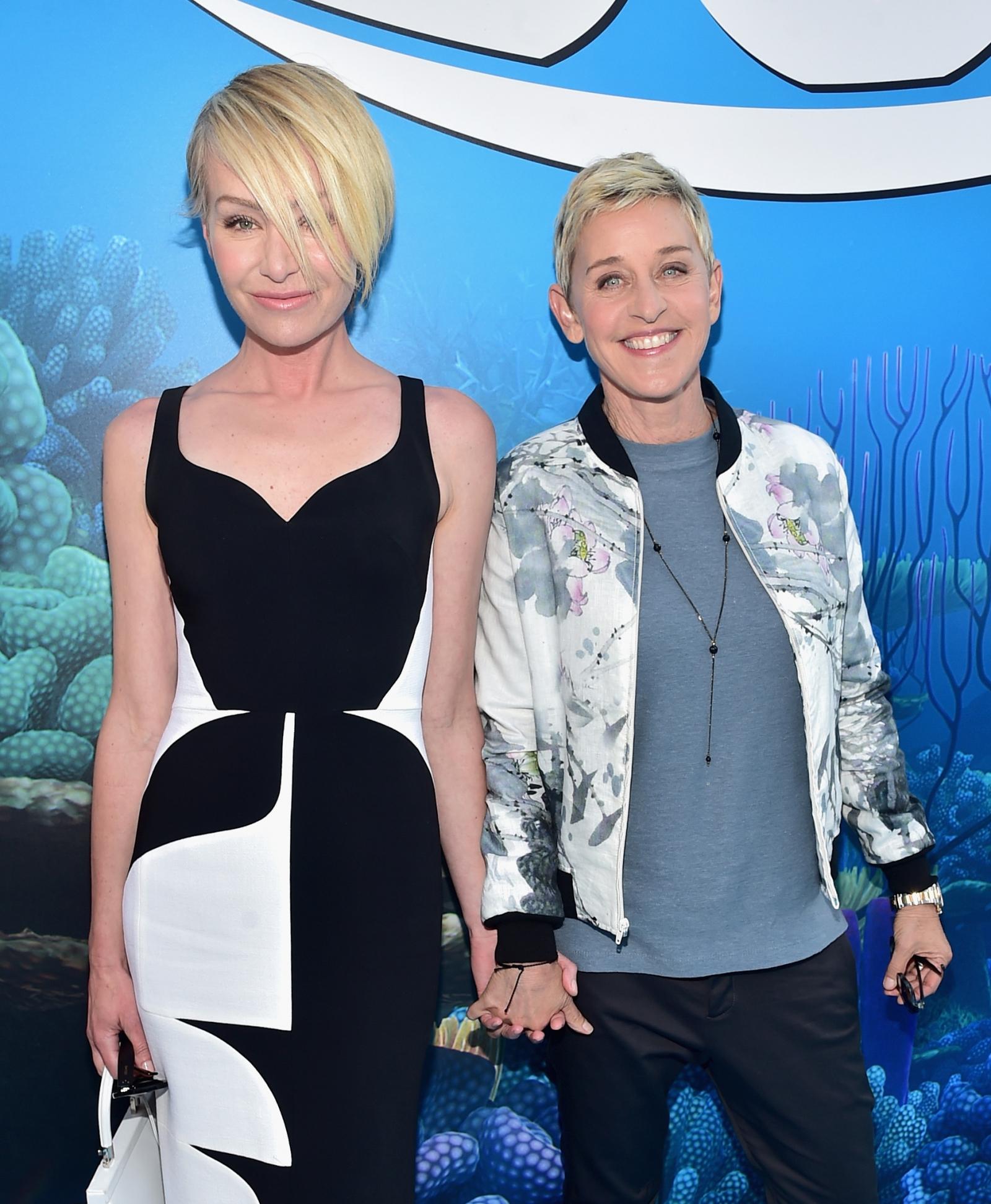 Ellen DeGeneres And Portia De Rossi: Couple's House