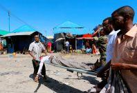 Mogadishu Somalia 26 November 2016