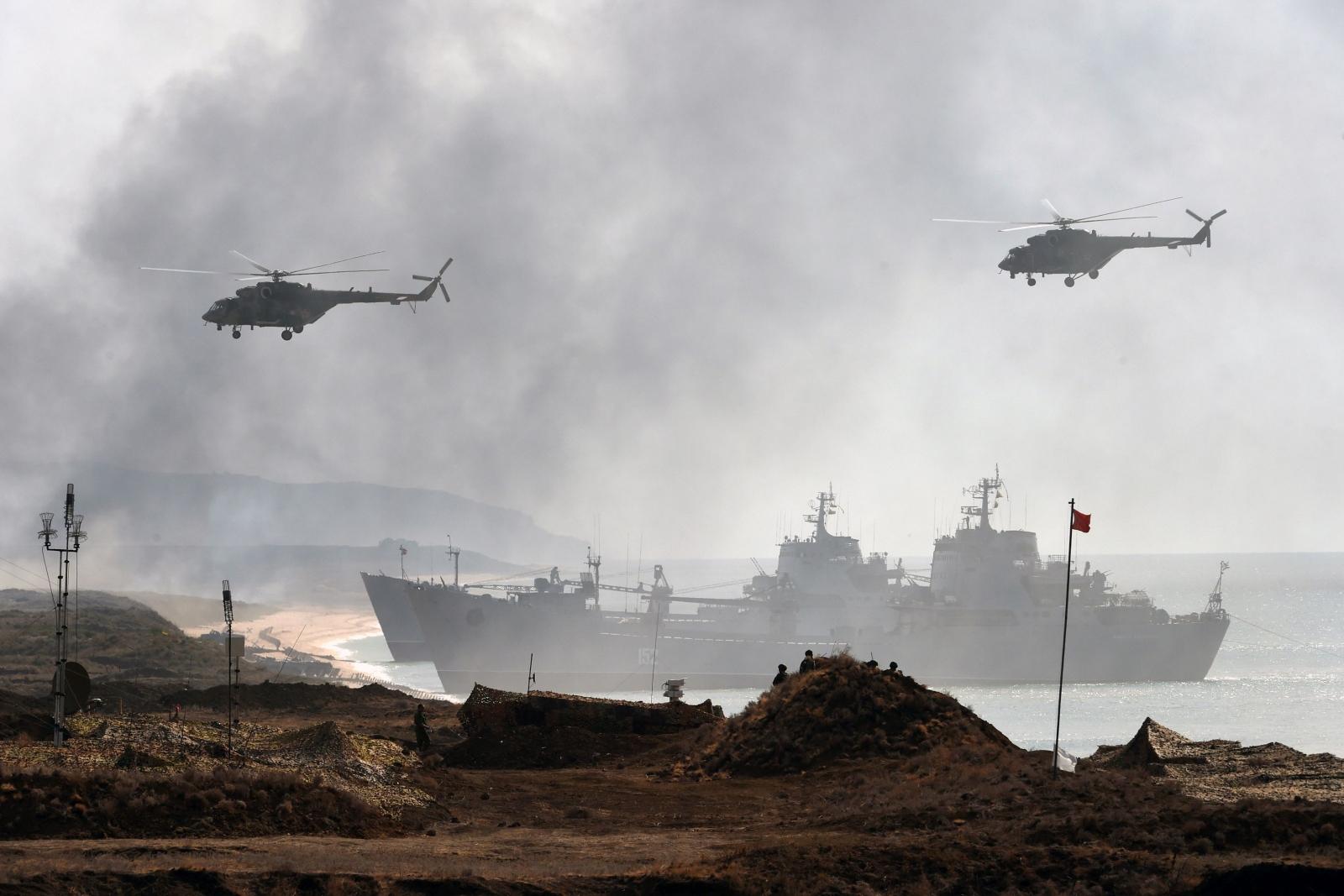 Russia Crimea crisis