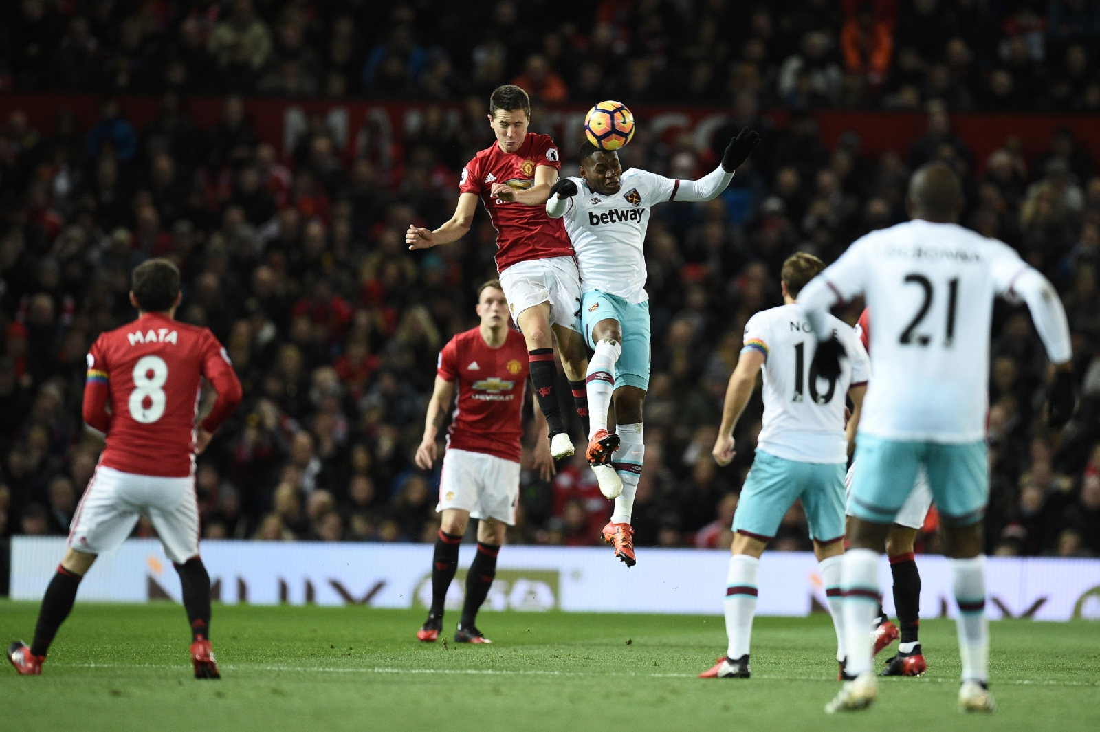 West Ham striker misses Manchester United clash as Carroll waits for chance
