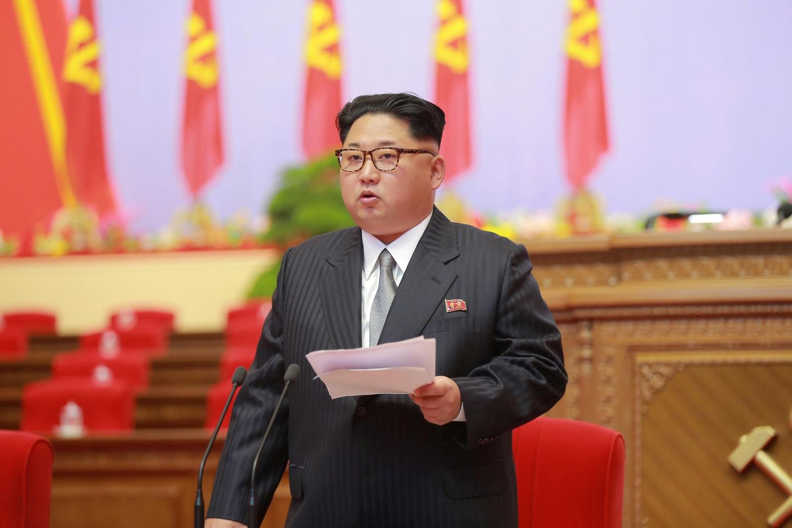Kim Jong-un on Fidel Castro