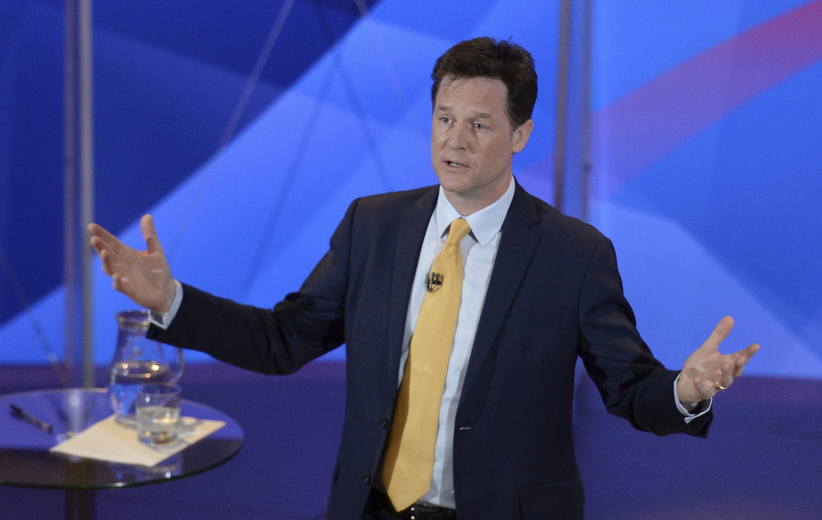 Nick Clegg former deputy PM