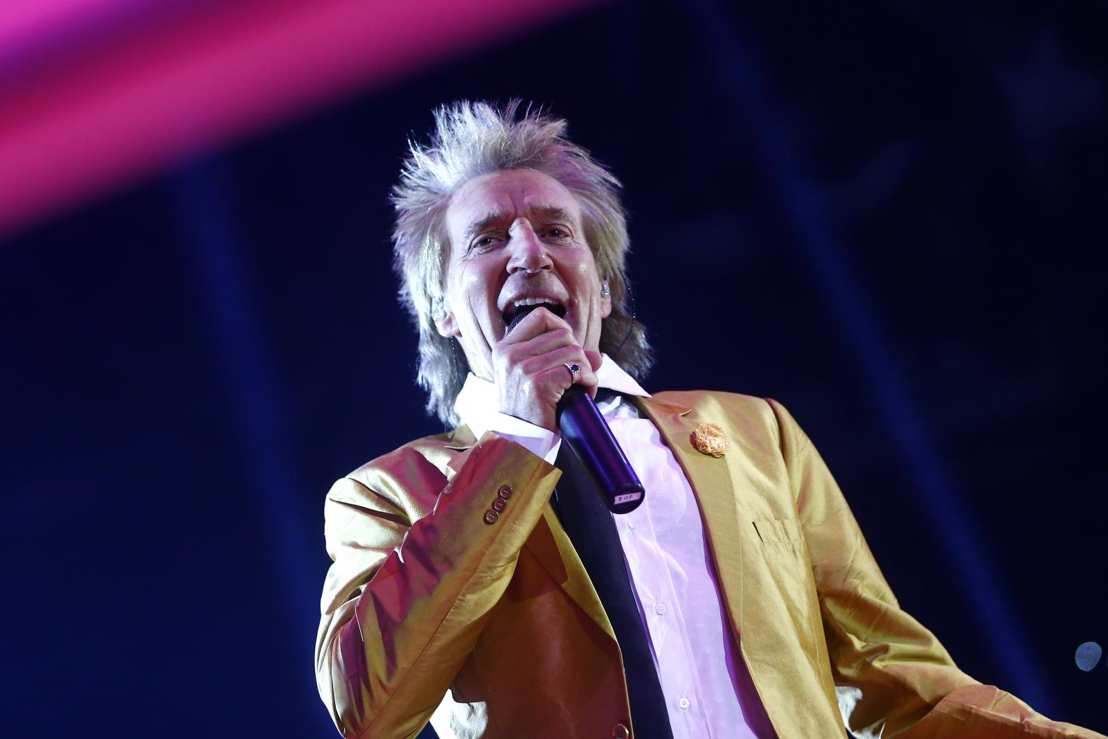 Rod Stewart tour