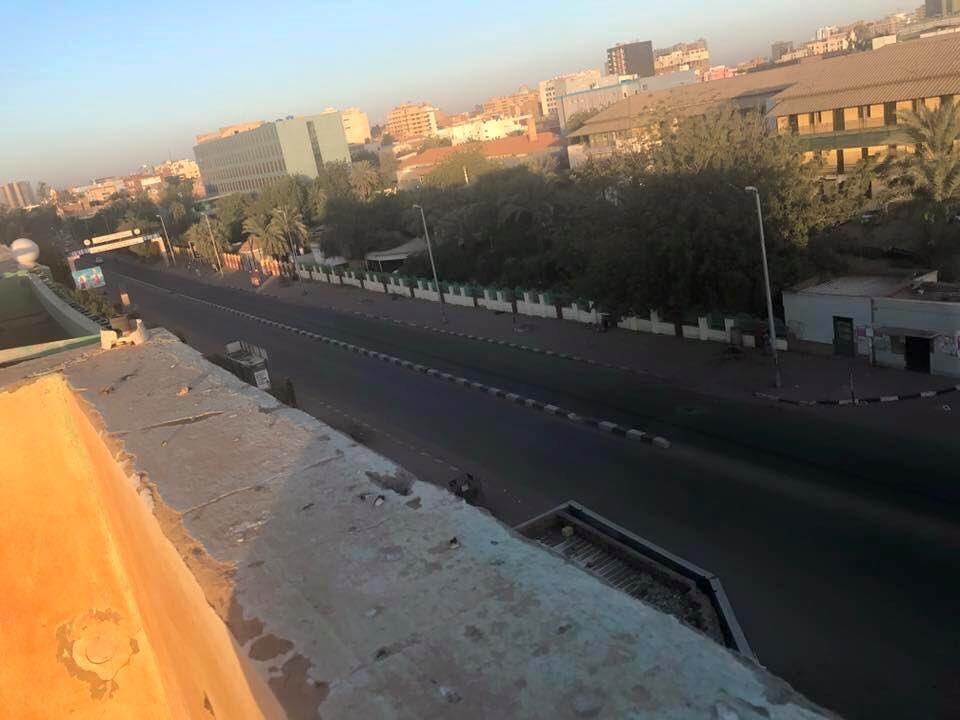 Khartoum Hospital Street