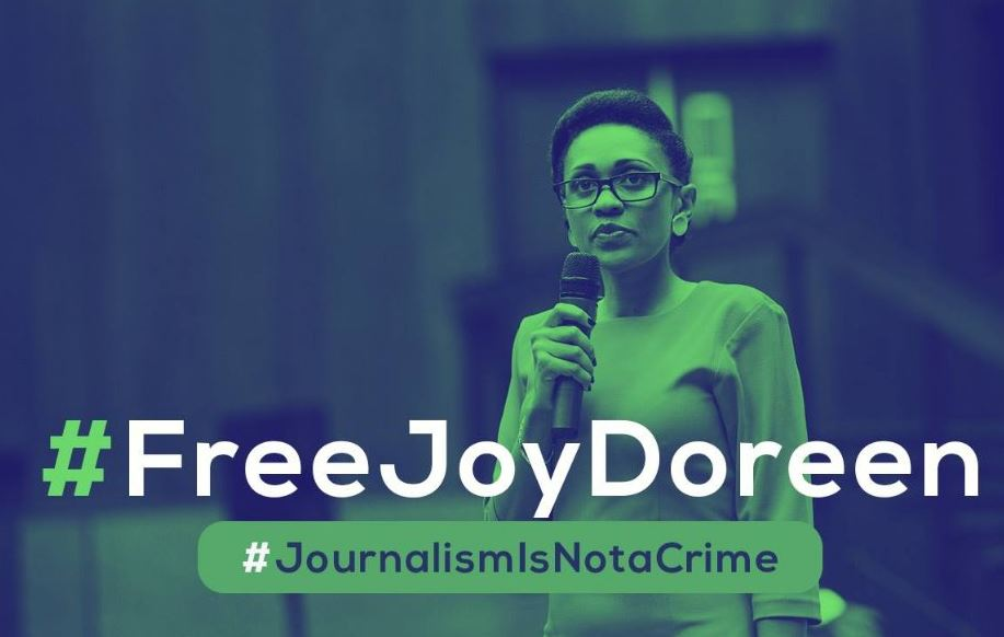 #FreeJoyDoreen