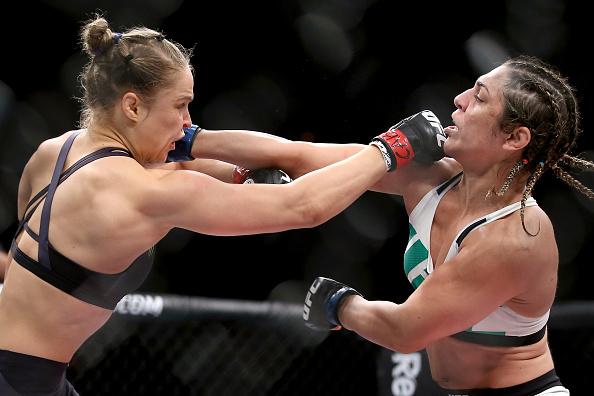 Ronda Rousey-Bethe Correia