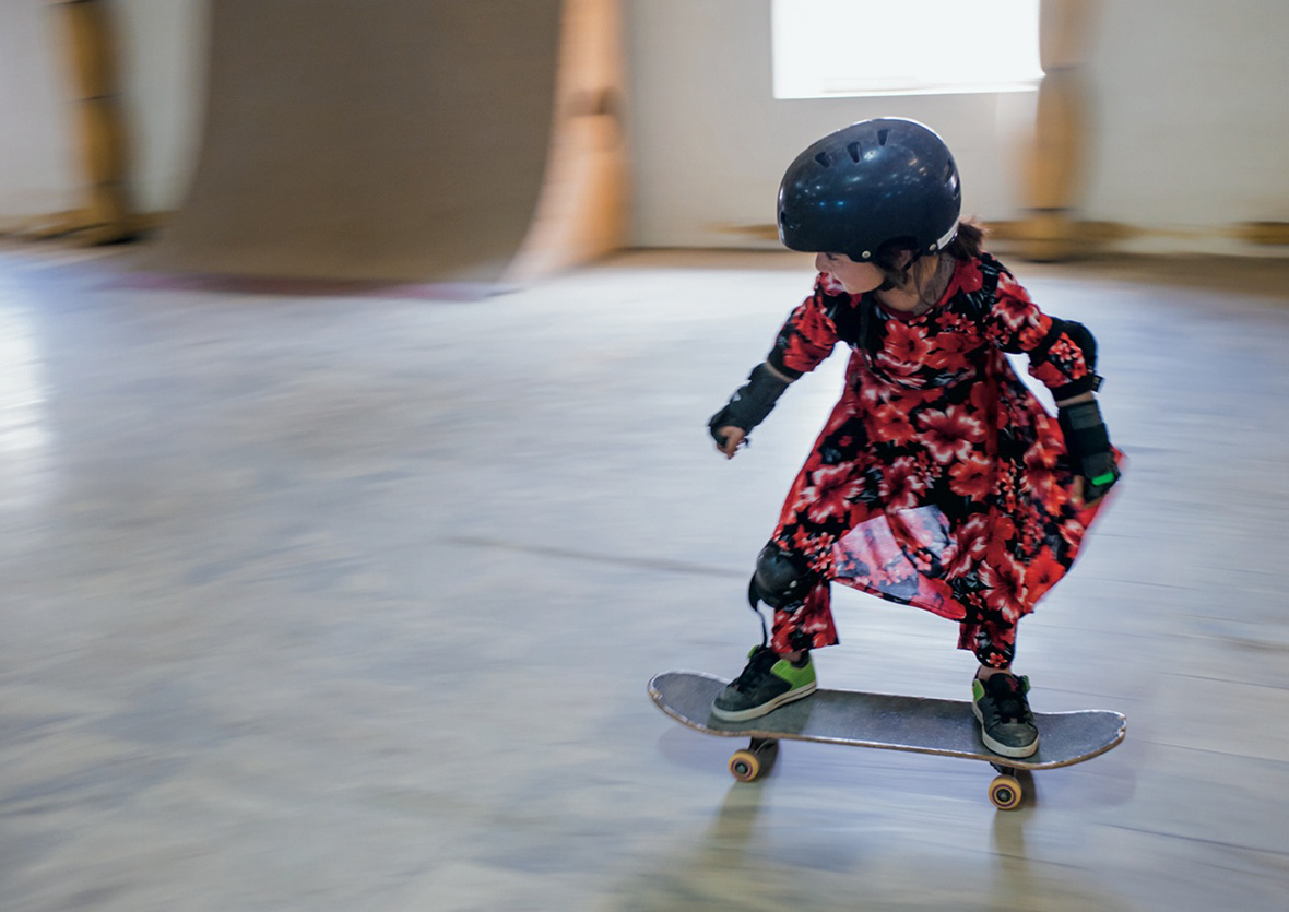 Skate Girls of Kabul: Inside Afghanistan's fearless skateboarding club