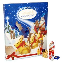 Lindt advent calender
