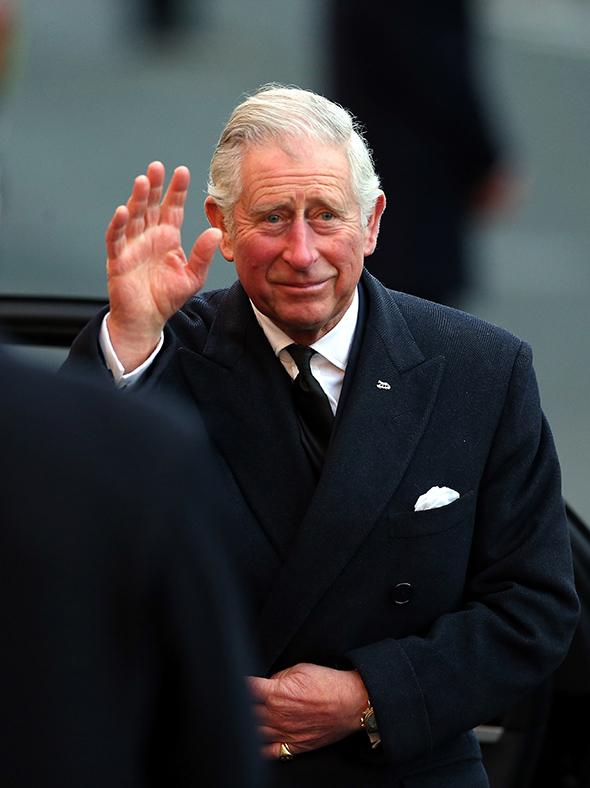 Duke Of Westminster memorial service