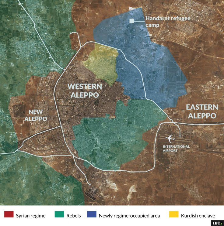 Aleppo November 2016