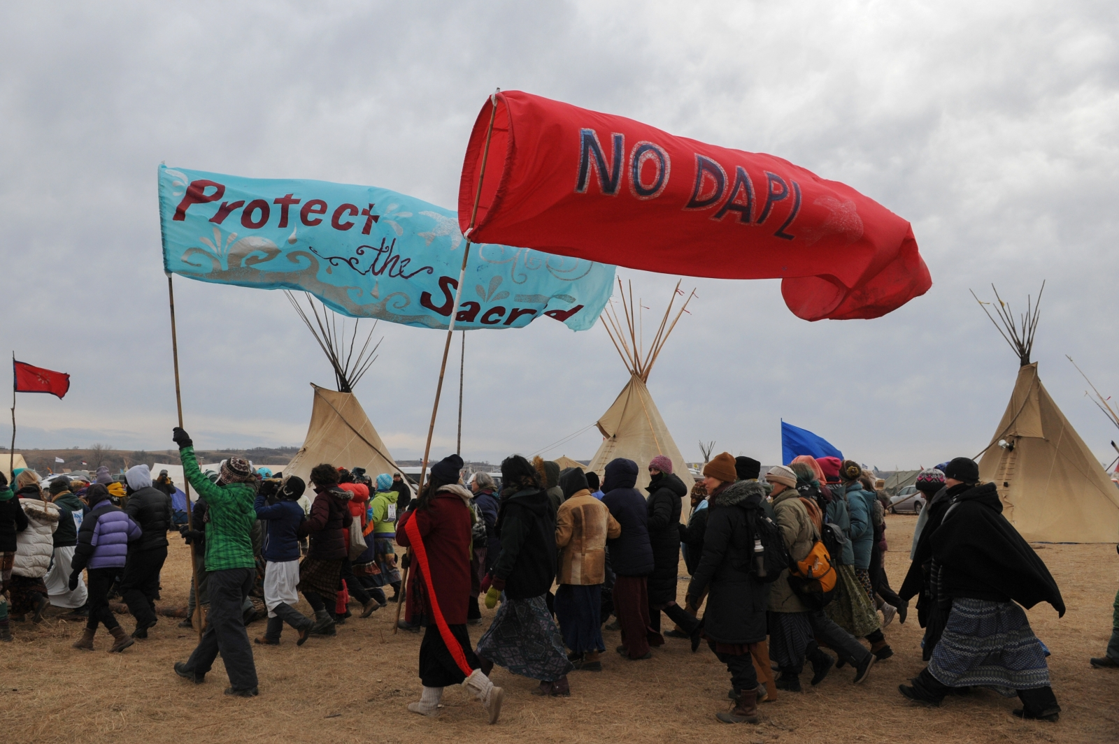 Dakota Access protests