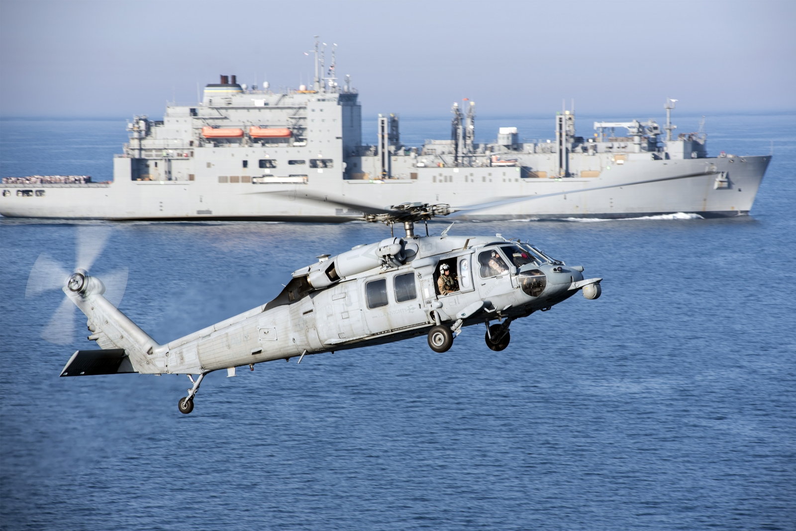US navy Iran