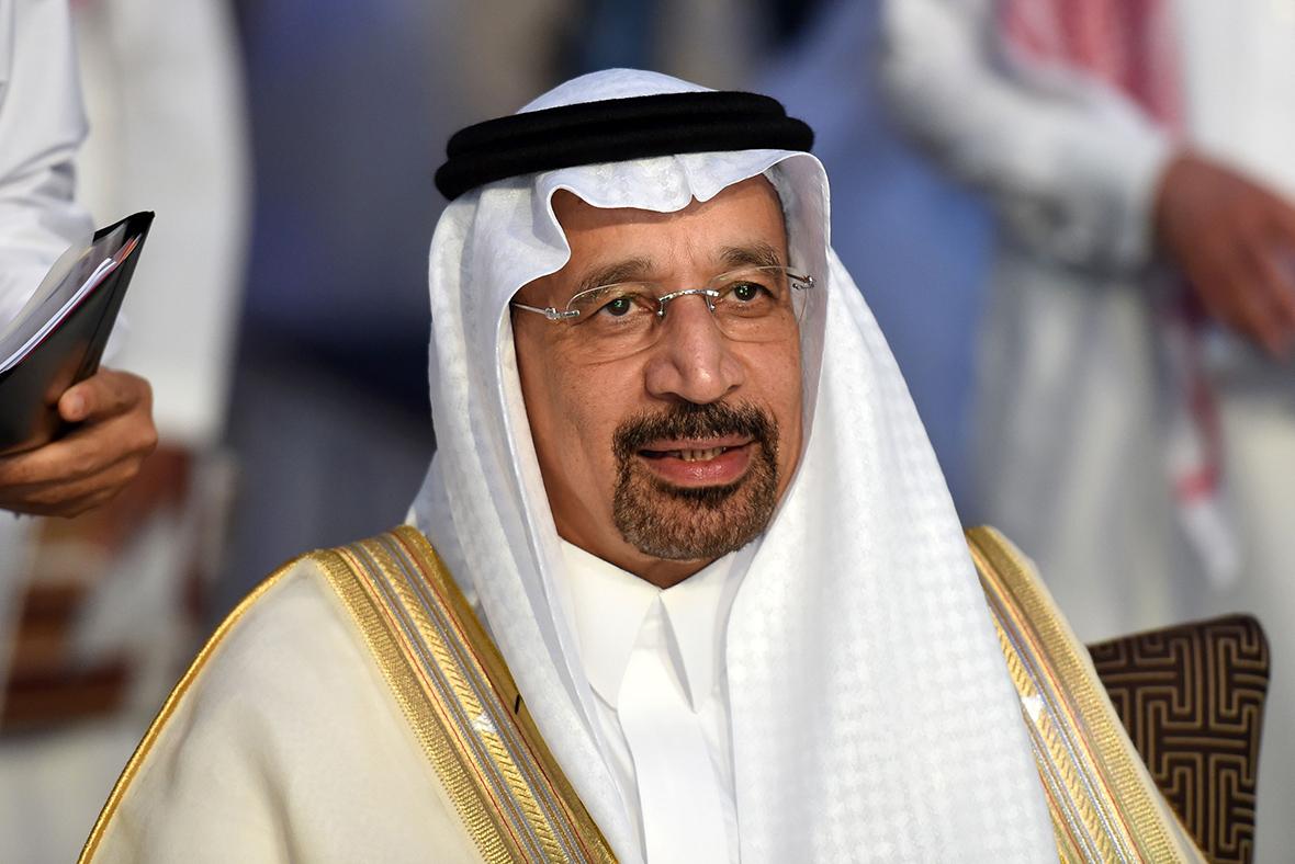 Khalid A Al-Falih