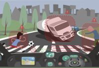 Moral Machine MIT autonomous car crash game