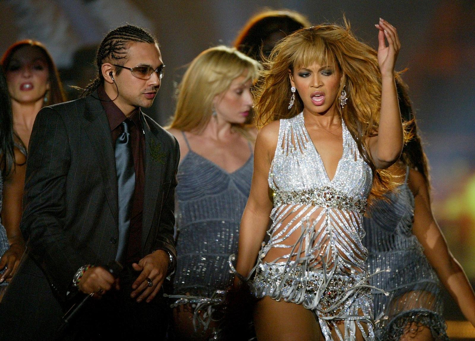 Beyonce and Sean Paul
