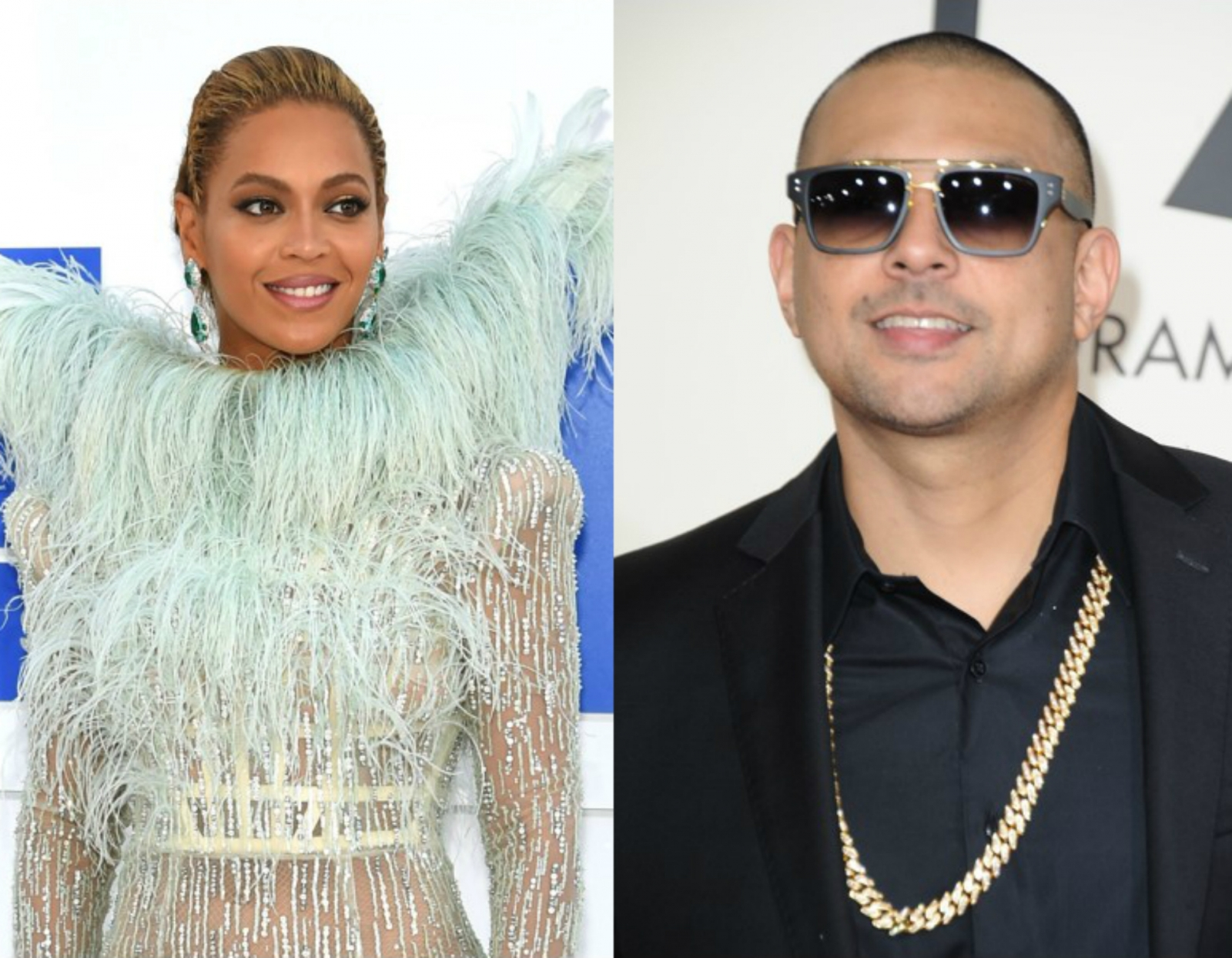 Beyonce and Sean Paul