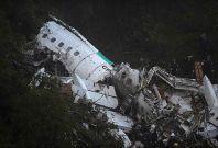Colombia plane crash