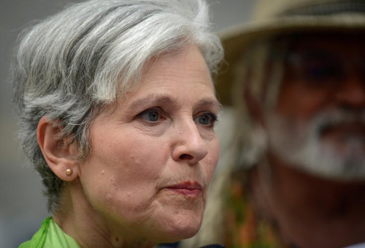 USA-ELECTION/Jill Stein