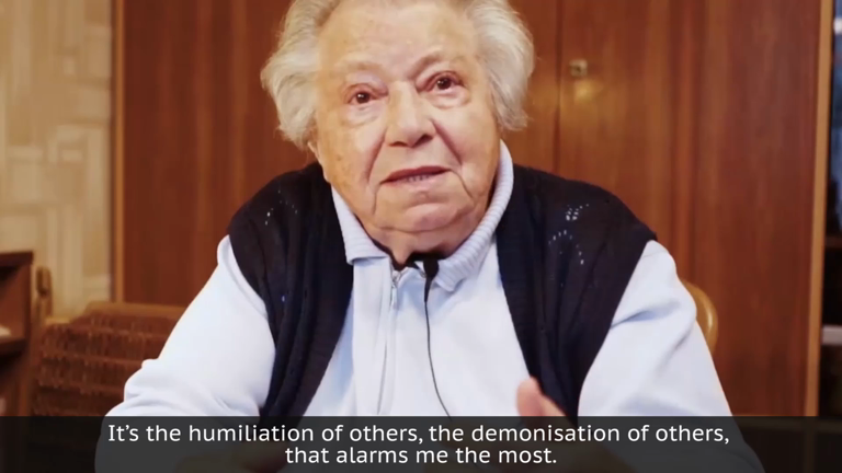 Austria election: Holocaust survivor urges people not to vote for far-right party