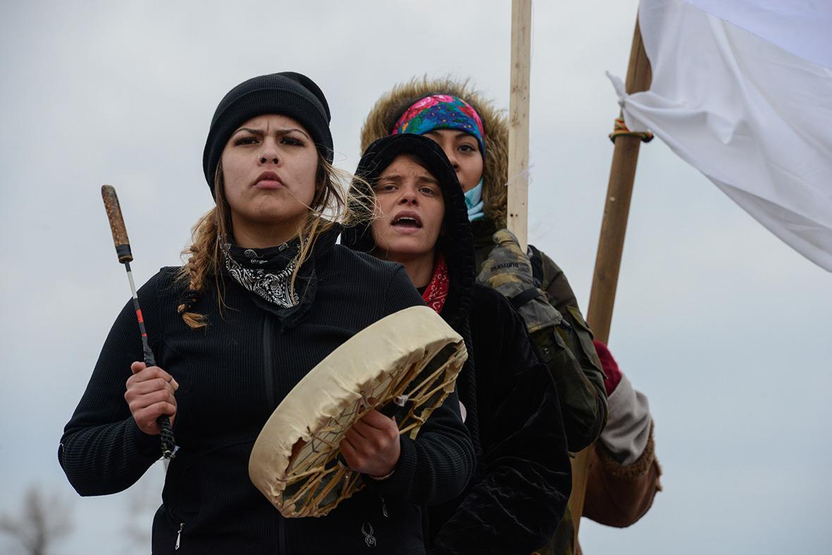 Dakota Access Pipeline Standing Rock