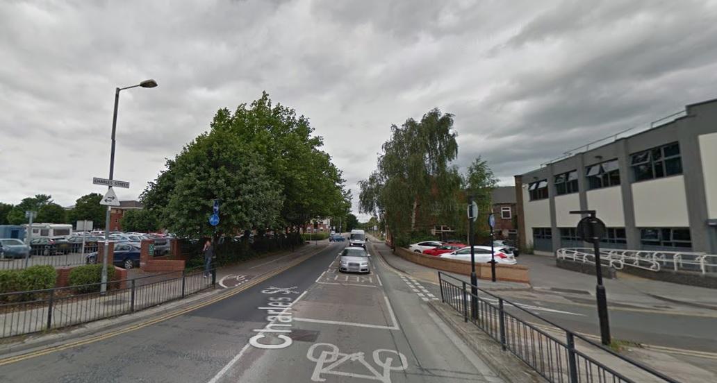 Charles Street Hull police shooting IPCC