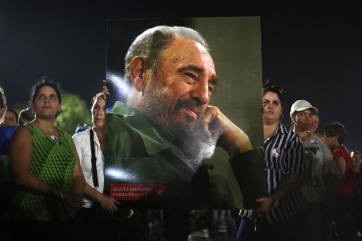 Fidel Castro funeral